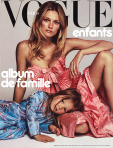 Vogue Enfants - Octobre